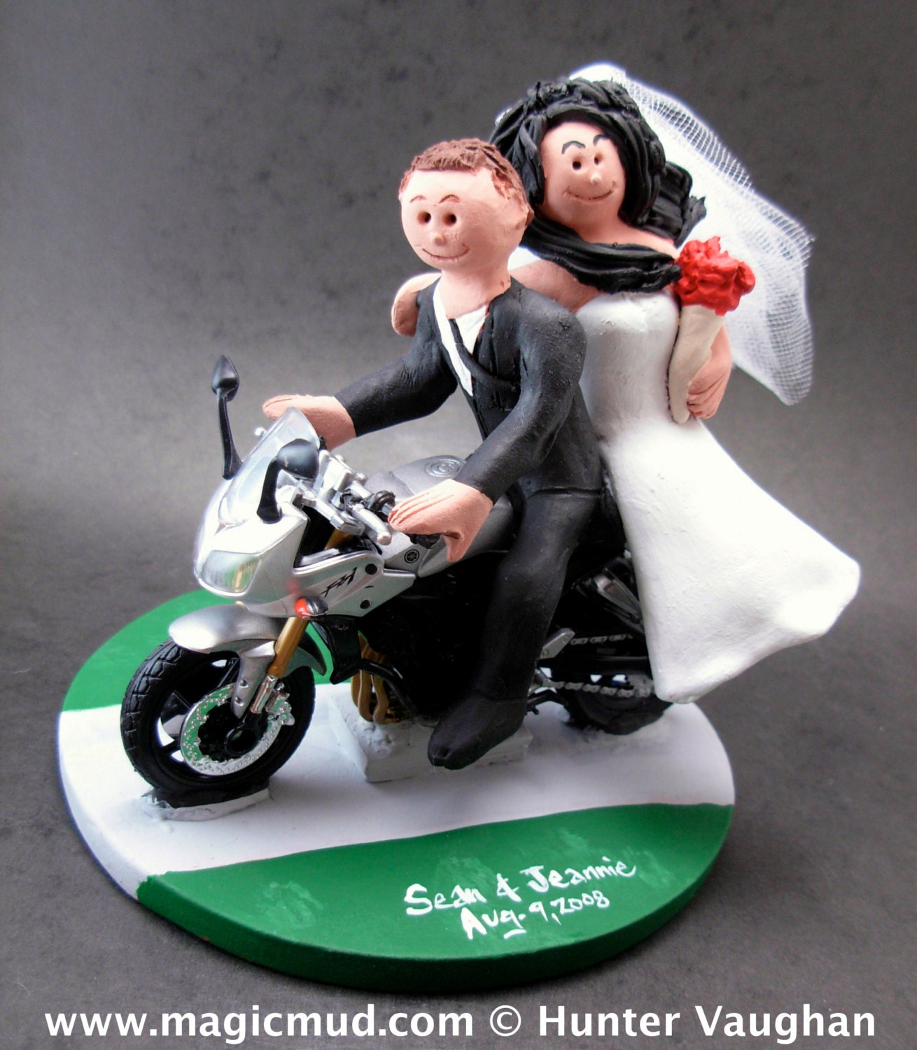 motorcycle cake topper yamaha sportbike motorcycle wedding cake topper motorcycle 6052
