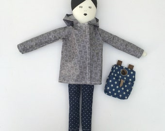 Polly, a limited edition doll