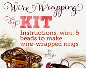 Wire-Wrapping Kit: Million Ring Design PDF & Materials