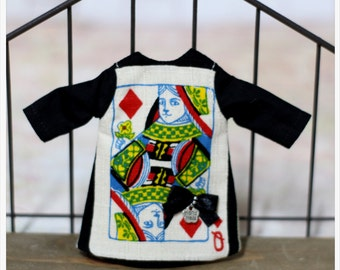 LADYBIRD HOUSE Blythe Outfit Playing Card - B