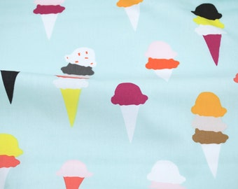 I Scream You Scream from the Boardwalk Delight Collection - designed by Dana Willard for Art Gallery Fabrics - fabric by the yard
