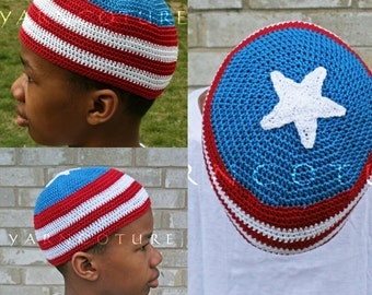 Puerto Rican Inspired Kufi LIMITED EDITION