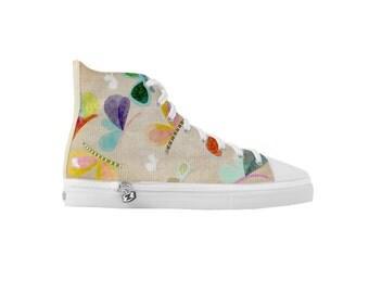 Sneakers - Butterflies