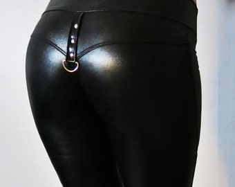 Hell Couture Wolf Bait Leggings