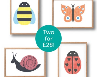 Two A4 prints of your choice deal