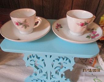 Doll tea table