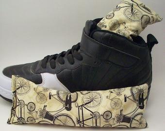 Shoe and Boot Deodorizer - Bike Stinky Sneaker Sachets