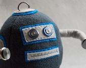 Dark Blue Robot Buddy
