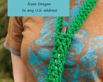 Epipen case, Epipen carrying case EpiPen Necklace, Ready to Ship