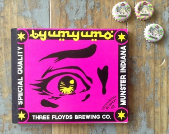Three Floyds Recycled Beer Notebook