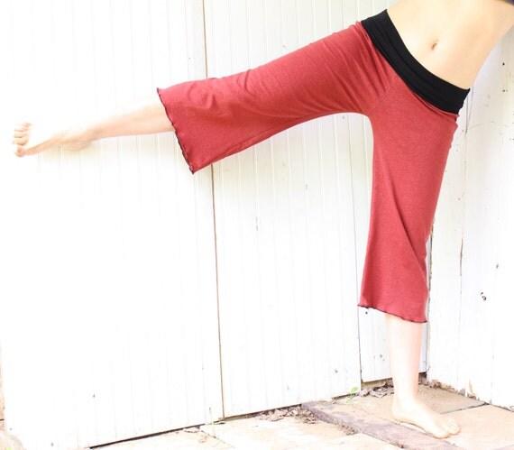 Hemp Guachos Yoga Pants Hemp And Organic Cotton Knit