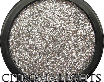 Chromalights Foil FX Pressed Glitter-Platinum Ice