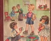 VINTAGE KIDS BOOK, Norman and the Nursery School,