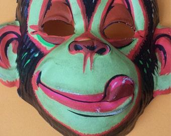 Vintage Chimp Mask