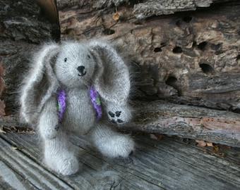 Knit Angora Rabbit