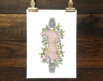 Self Love - Art Print