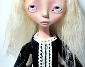Handmade Collectible -OOAK- Art doll- Clay Jointed -Margo