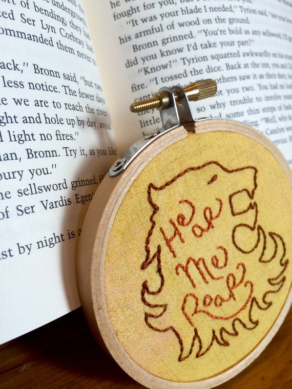 Mini Game of Thrones House Sigil- Lannister Lion
