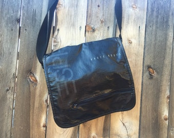 Vintage 80's ESPRIT WATERPROOF Messenger Bag