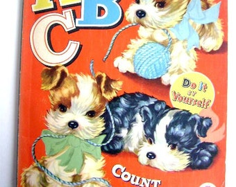 Read ABC Count 123 Do It By Yourself Softcover Book