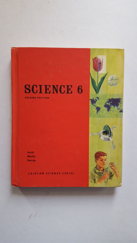Vintage Science Books 120