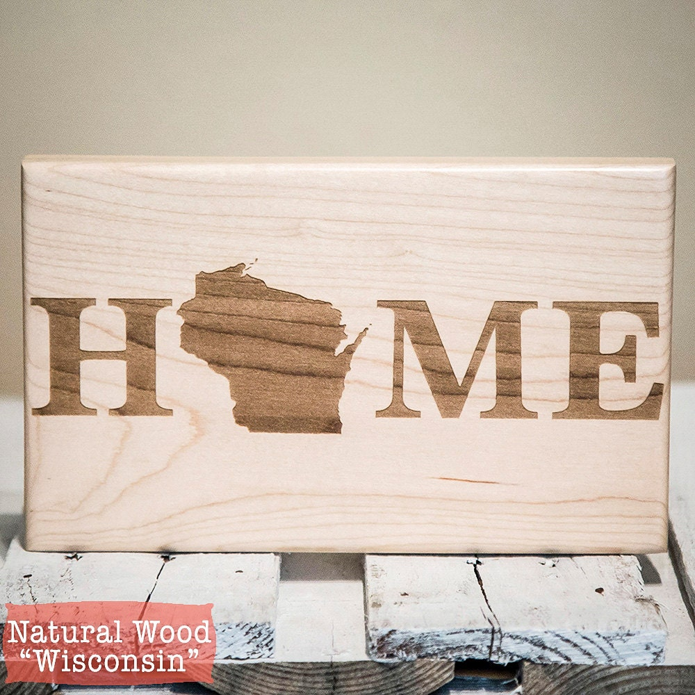 Home sweet home home state sign new home sign new home for New home sign