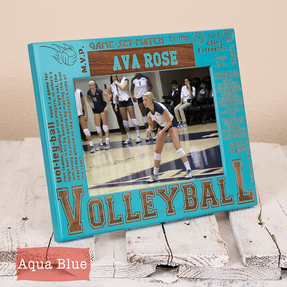 Volleyball Party Decorations Volleyball Etsy