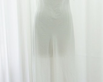 """Bridal White Nightgown """"Eternity"""" New With Tags Designer Jones New York"""