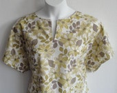 XL  - Post Surgery Clothing - Shoulder, Breast Cancer, Mastectomy, Heart / Rehab - Physical Therapy / Nursing - Style Gracie