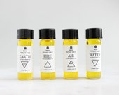Element Perfume - Select a Scent | Earth Fire Air Water Perfume | 100% natural and vegan