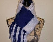 Harry Potter inspired movie underclass Ravenclaw scarf