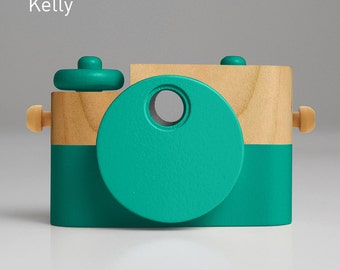 Kelly Pixie - Wooden Toy Camera