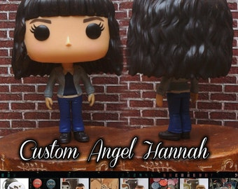 Supernatural Angel Hannah - Custom Funko pop toy