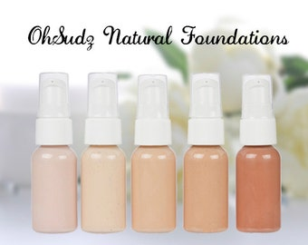 You Choose / Mineral CC Liquid Foundation Shade / For Acne / Rosacea Skin Types