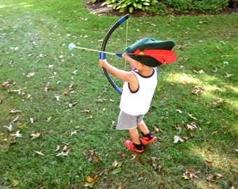 Robin Hood Hat // Peter Pan Hat // Boy's Costume