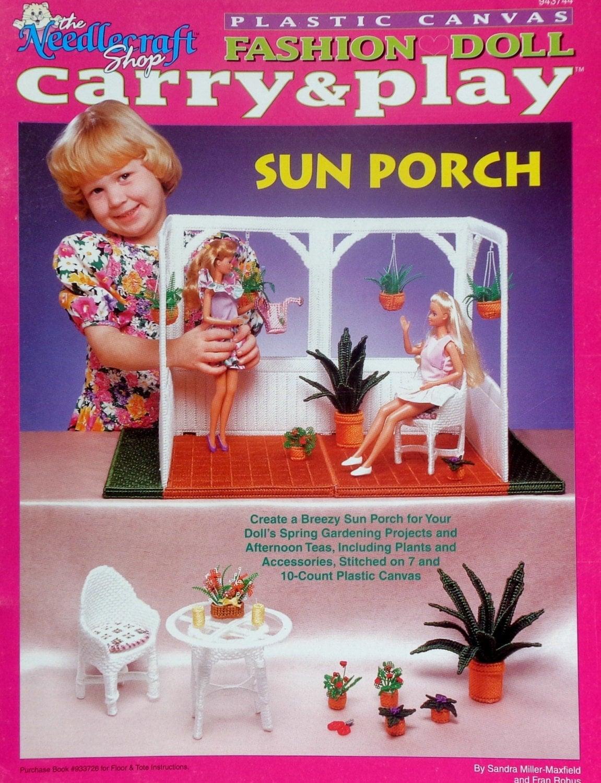 La bambola alla moda negozio needlecraft carry sun portico for Kit portico anteriore in vendita