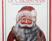 12 Joys of Christmas by Assorted Artists  Decorative Painting Book