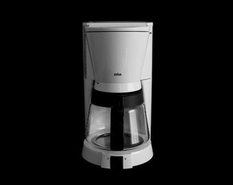 Braun Coffee Maker Type 3093, Flavor Select Drip Coffeemaker
