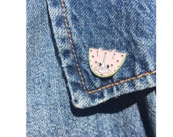 Water-Meow-lon Pin