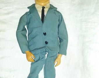 Rare John F. Kennedy Kamar 1963 Collectible Doll Presidential