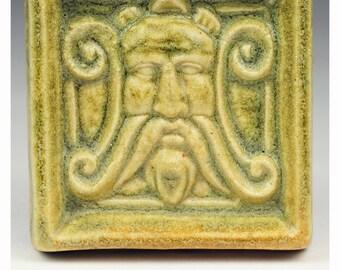 Gort Greenman Tile #1