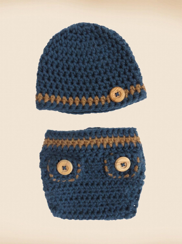 Crochet Diaper Cover Pattern Crochet Hat by ...
