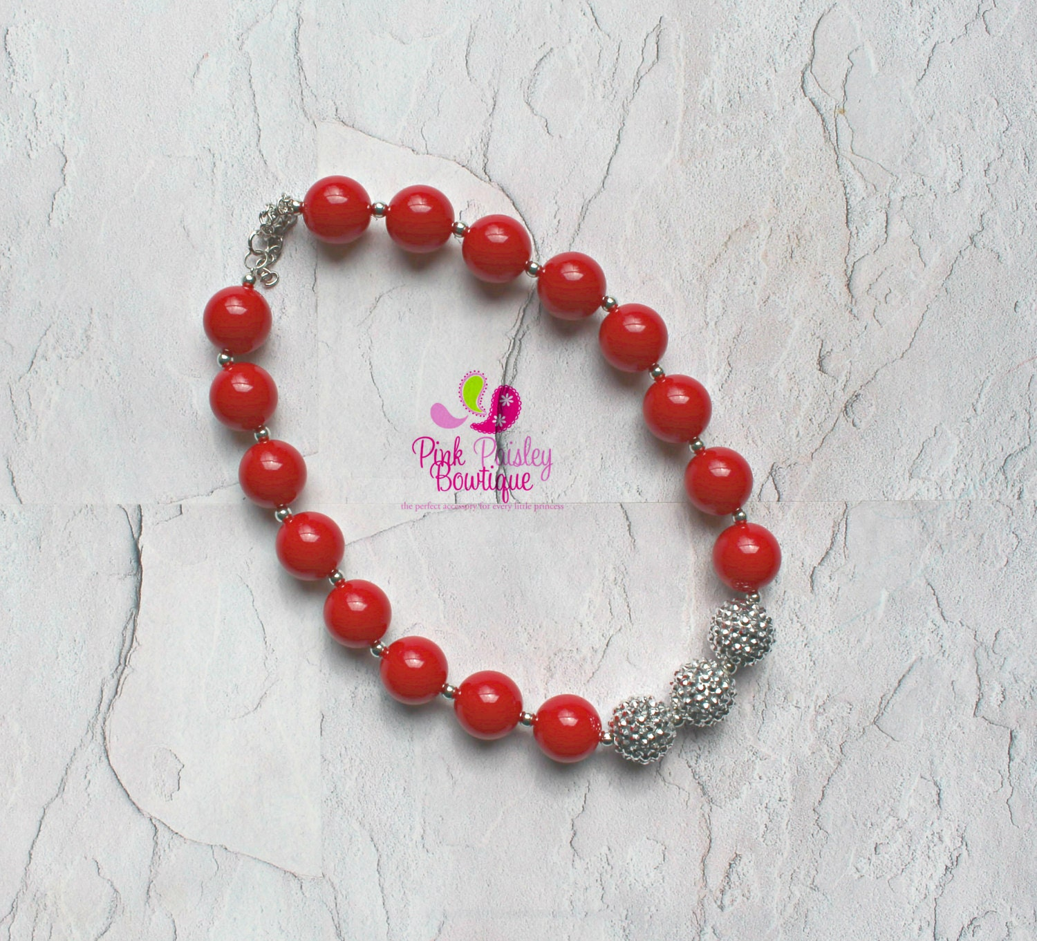 baby necklace baby bead necklace children
