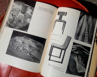 mid century design and craftsmanship book Applied Art in Finland from NY Worlds Fair 1939