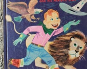 "Vintage Golden Book ""Howdy Doody and his Magical Hat"