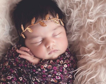 Newborn Headband - Baby Headband - Baby Girl - Newborn Girl Headband - Baby Girl Headbands - Newborn - Newborn Baby - Headbands - Baby