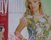 Coctail dress, Irish lace, skirt,top DUPLET 139 Crochet patterns magazine