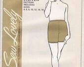 Girls' Petti-Pants Pattern Sew Lovely C102 Sizes 4 - 16 Uncut