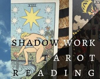 Shadow Work Reading: 10-13 Card Tarot Reading