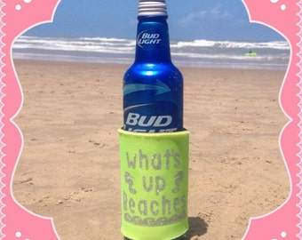 What's up Beaches, beverage cooler